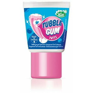 Lutti Tutti Frutti Tubble Gum - Old Town Sweet Shop