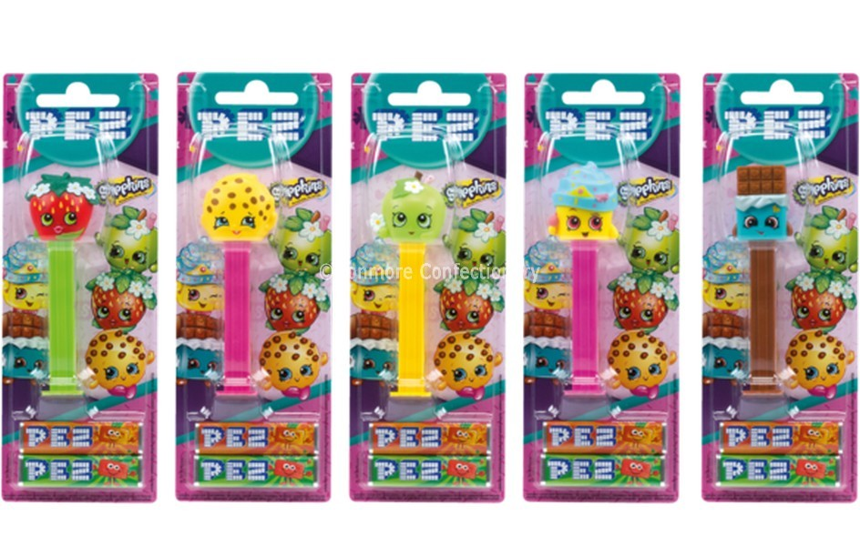 Shopkins Pez - Old Town Sweet Shop