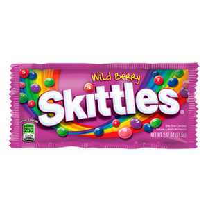 Skittles Wild Berry 2.17oz - Old Town Sweet Shop