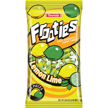 Load image into Gallery viewer, Tootsie Frooties Lemon Lime 360Pc Bag 38.8oz (1.1kg) - Old Town Sweet Shop