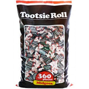 Tootsie Roll Midgees 360CT - Old Town Sweet Shop