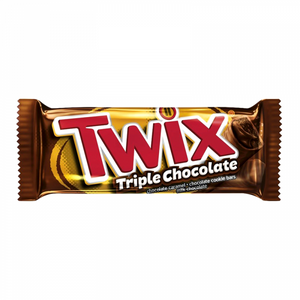 Twix Triple Chocolate 1.41oz - Old Town Sweet Shop