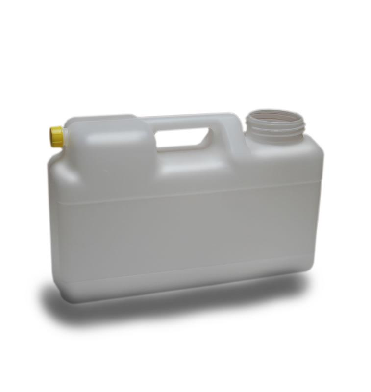12 Litre Water Container - Fixed Handle (Screw Top)
