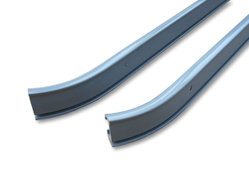 VW T5/T6 Curtain Kit - Left Back SWB (Grey)