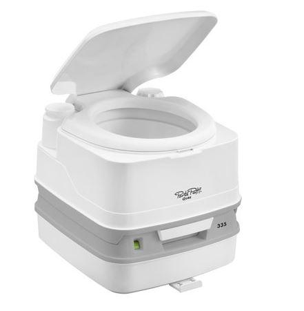 Porta Potti Qube 335 Portable Toilet - To Fit under RIB Seats