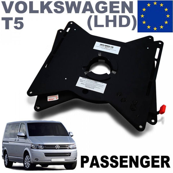 European VW T5 / T6 Passenger side seat swivel (RIB) LHD