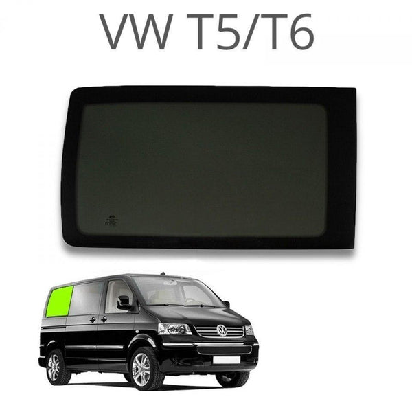 Right Rear Quarter Window (Privacy) for VW T5 / T6 - SWB