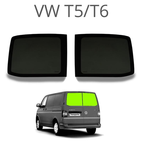 Barndoor Windows (Privacy) For VW T5 / T6