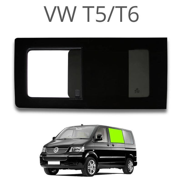 Left Opening Window (Privacy) For VW T5 / T6 - Sliding Door