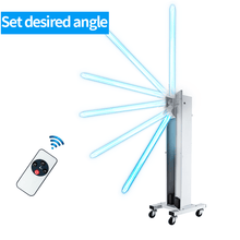 Load image into Gallery viewer, 150W UV-C Lamp with remote control and timer. - MrSterilizer