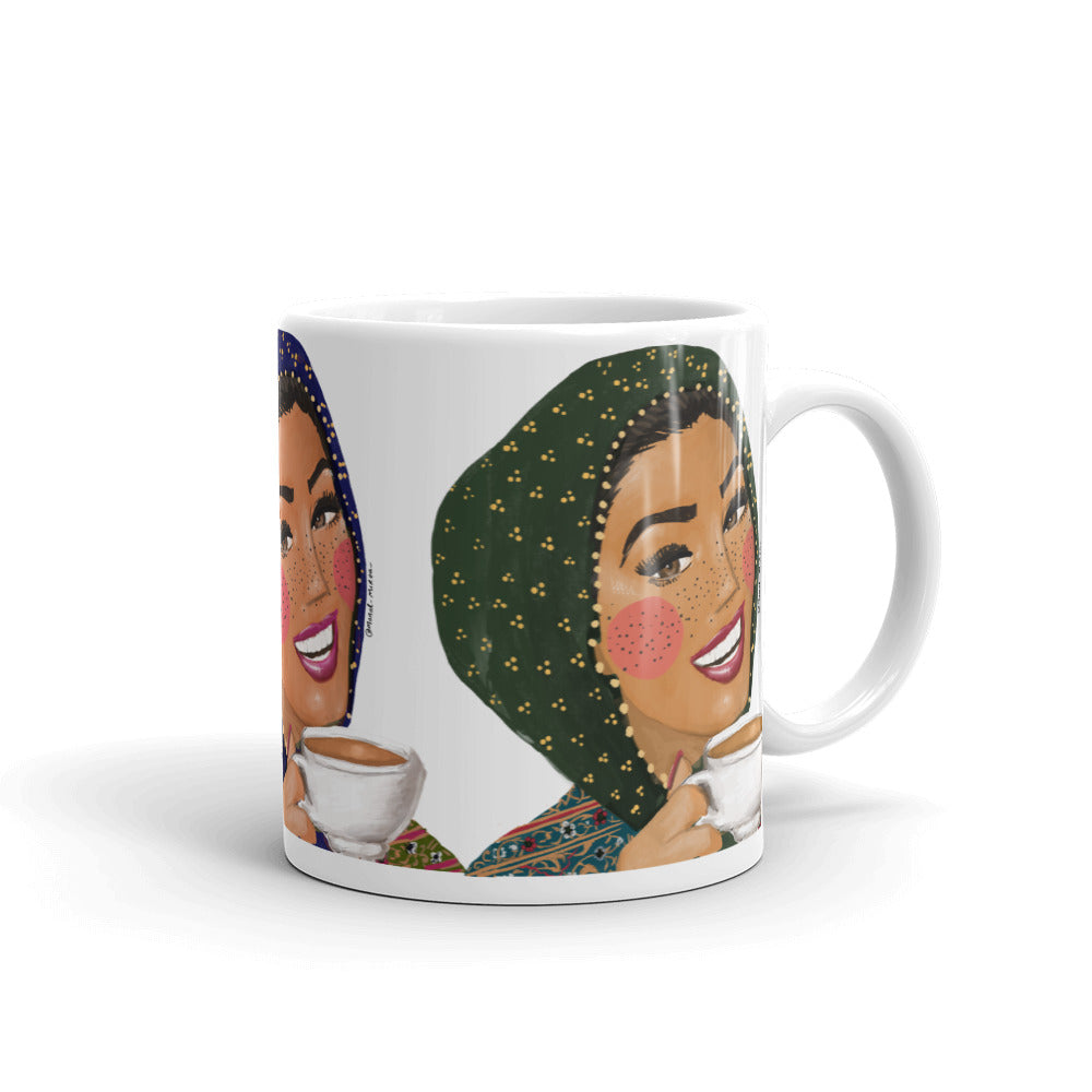 Spill the Chai Sis - Mug