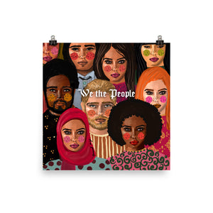 We the People - Print