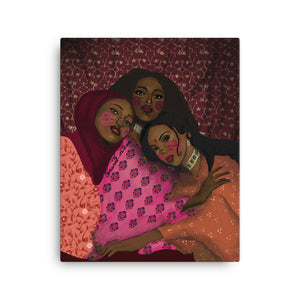 End Colorism - Canvas