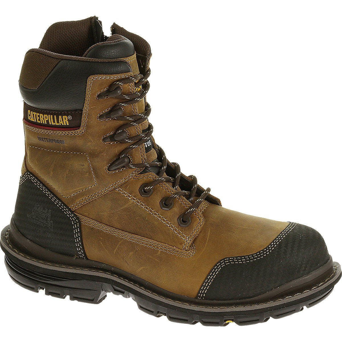 "Fabricate 8"" Tough Waterproof Work Boot"
