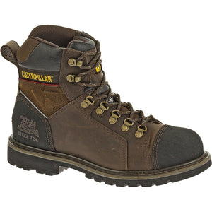 "Tracklayer 6"" Steel Toe Work Boot"