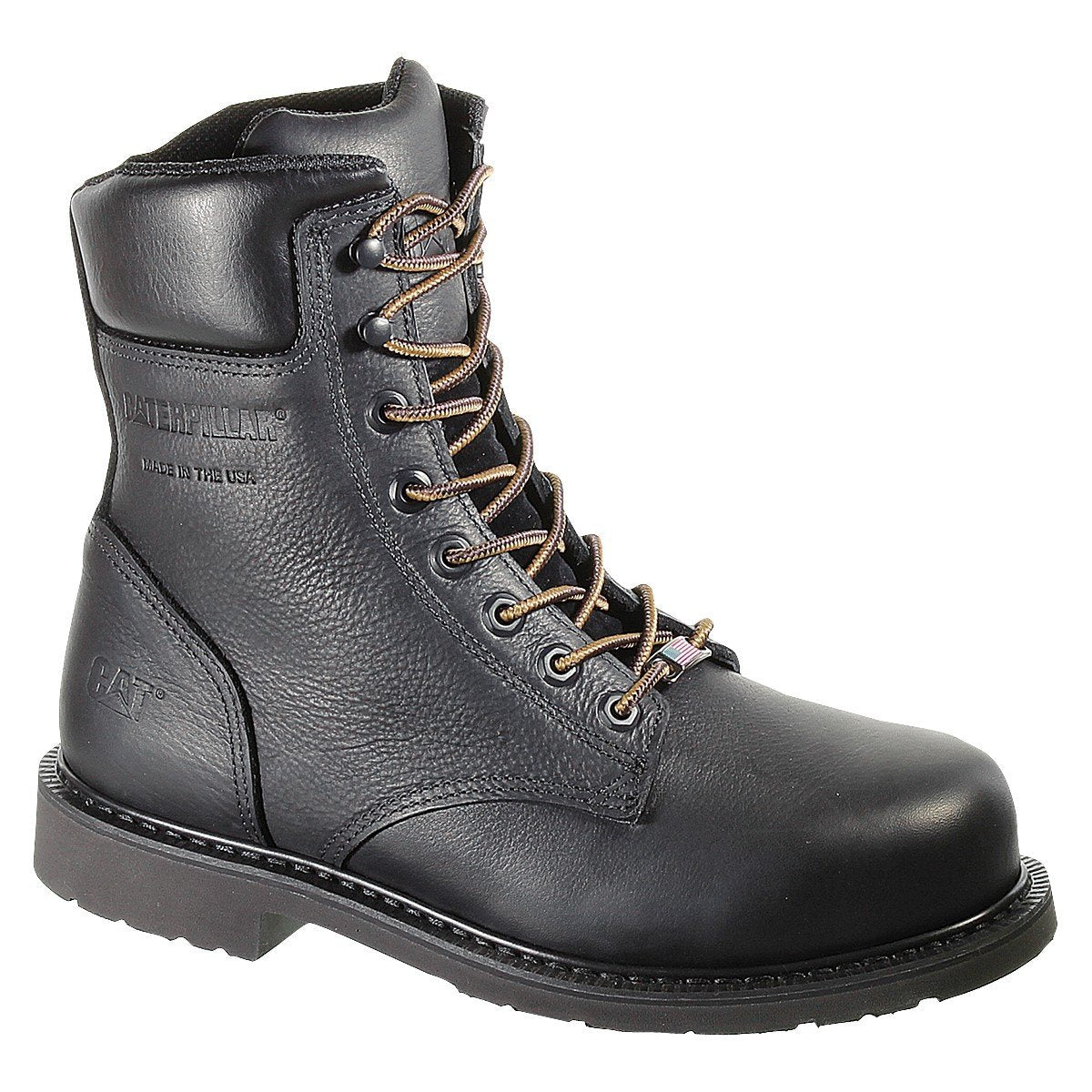 "Liberty 8"" Steel Toe Work Boot"