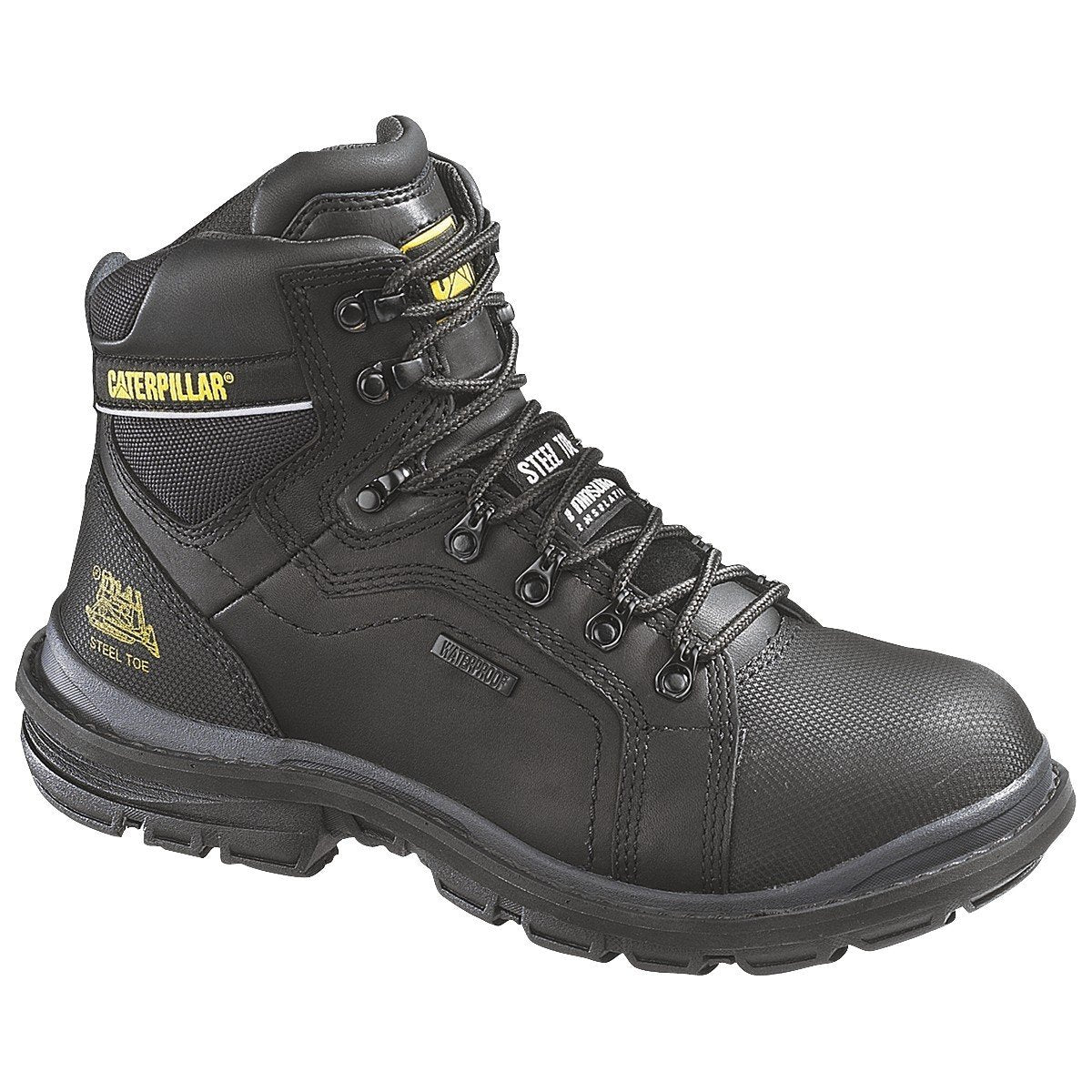 "Flexion Manifold 6"" Waterproof Steel Toe Tough Work Boot"