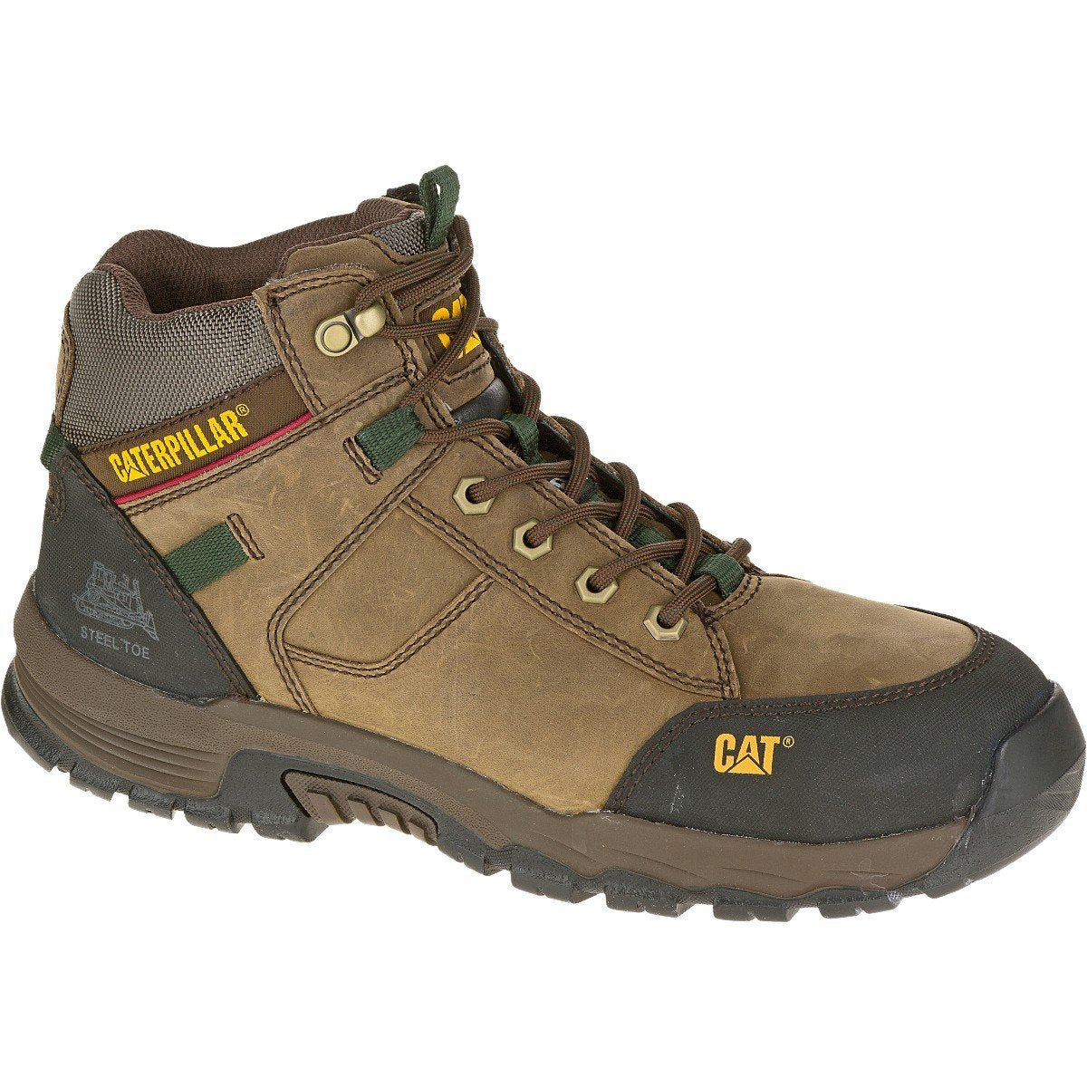 Safeway Mid Steel Toe Work Boot