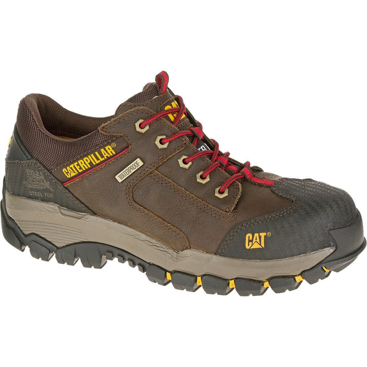 Navigator Waterproof Steel Toe Work Shoe