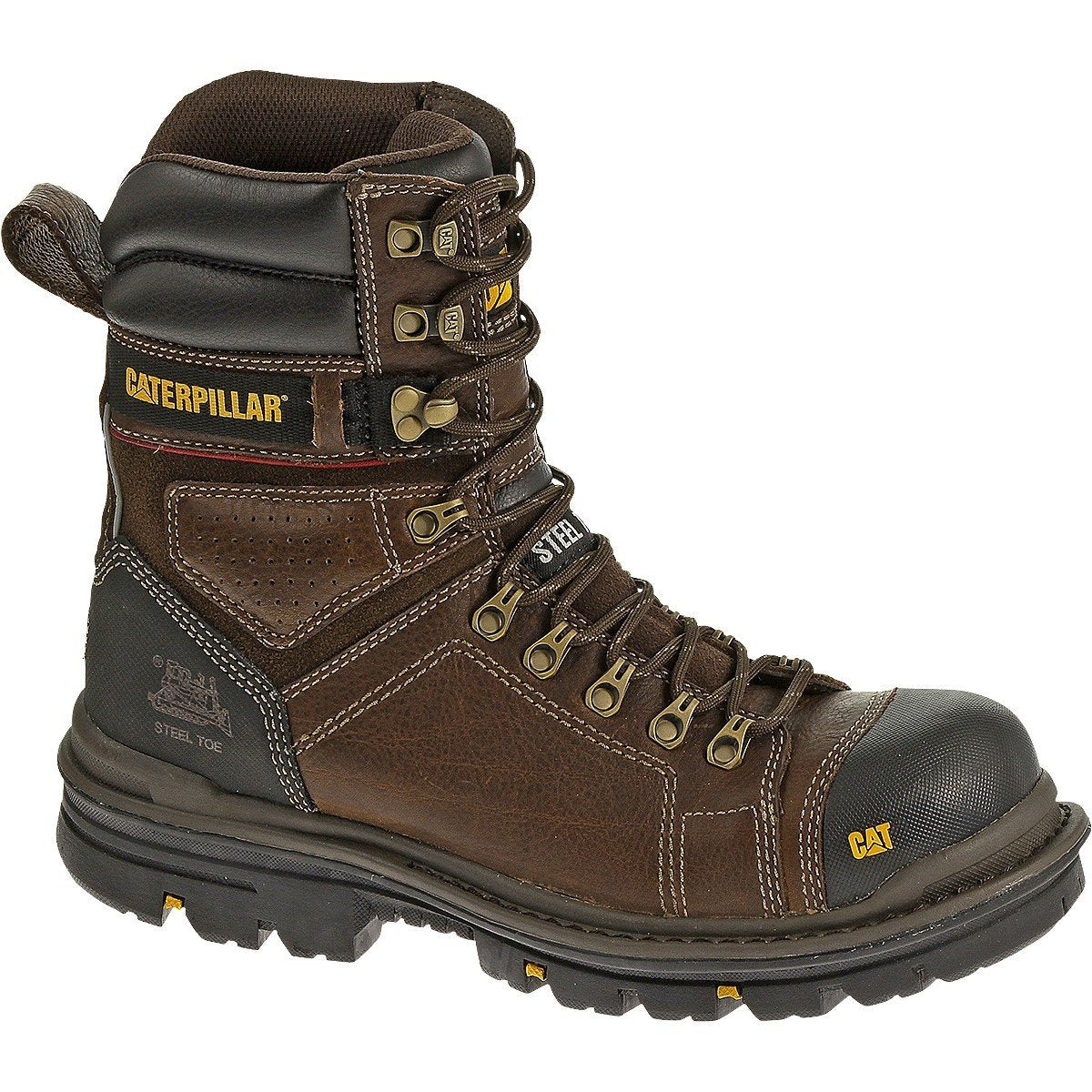 "Hauler 8"" Composite Toe Work Boot"