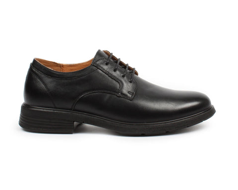 STANTON | Men's TerraFlex Lace-up Occupational Slip-Resistant Derby