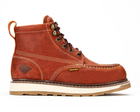 FRONTIER II | Moc Toe 6-Inch Dual Density Work Boot