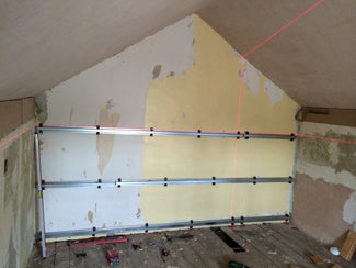 SoundSense Resilient Bar Wall Soundproofing System