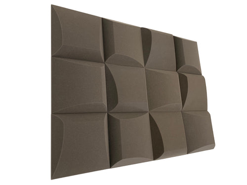 Studio Acoustic Foam Treatment