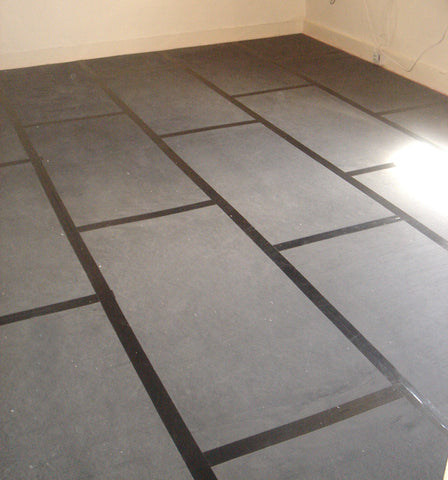Basic Floor Soundproofing System