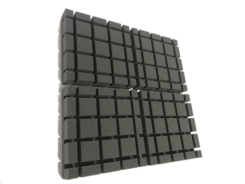 Acoustic Foam Tile Studio Treatment