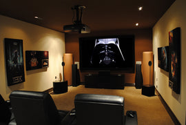 Home Cinema And Listening Room Acoustic Treatment