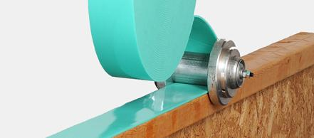 Green Glue Joist Tape