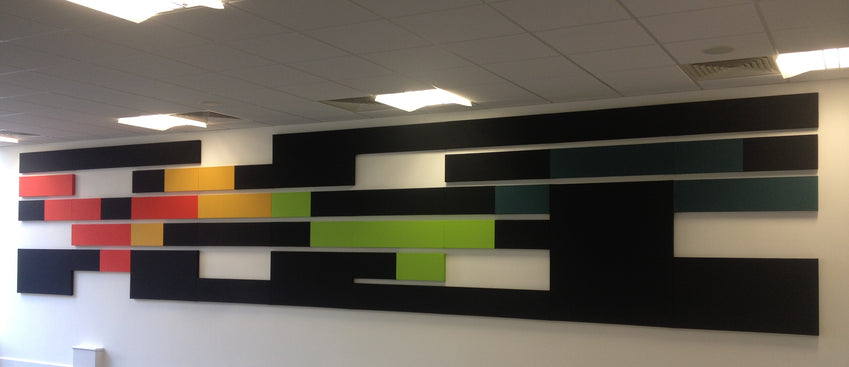 Office and Classroom Acoustic Treatment Panels