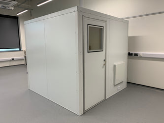 Silent Space Isolation Booth