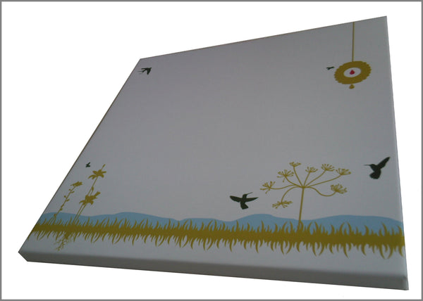 ArtControl Wall Mounted Acoustic Panel 800mm x 1200mm - Advanced Acoustics