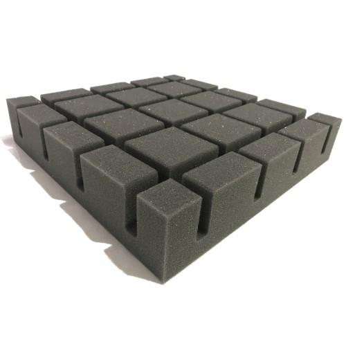 "Cube 12"" Acoustic Studio Foam Tile Pack - Advanced Acoustics"