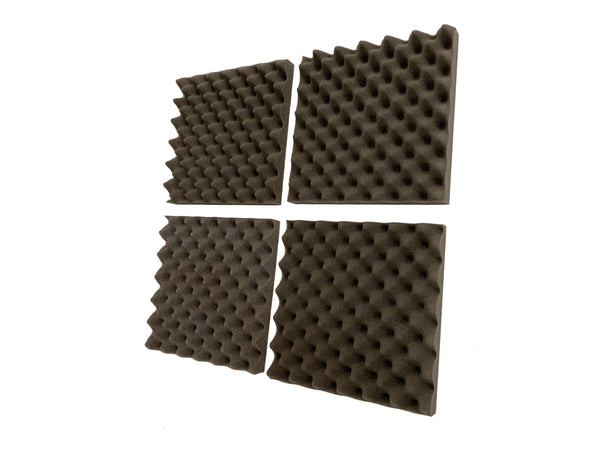 "F . A . T . 12"" Acoustic Studio Foam Tiles - Advanced Acoustics"