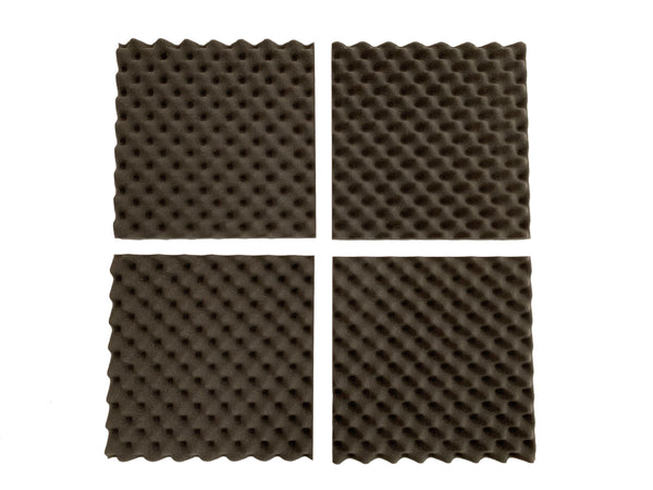 Euphonic F.A.T Standard Acoustic Studio Foam Tile Pack - Advanced Acoustics