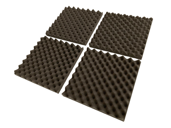 "F . A . T . 15"" Acoustic Studio Foam Tile Pack - Advanced Acoustics"