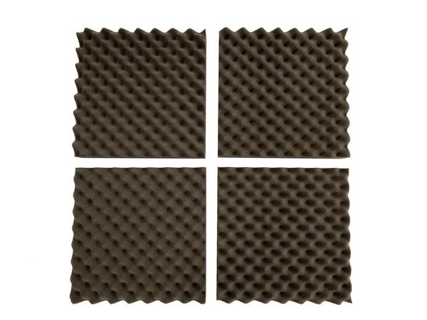 "F.A.T. PRO 15"" Acoustic Studio Foam Tile Pack - Advanced Acoustics"