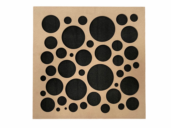 GeoMetric Acoustic Panel 600mm x 600mm - Circle