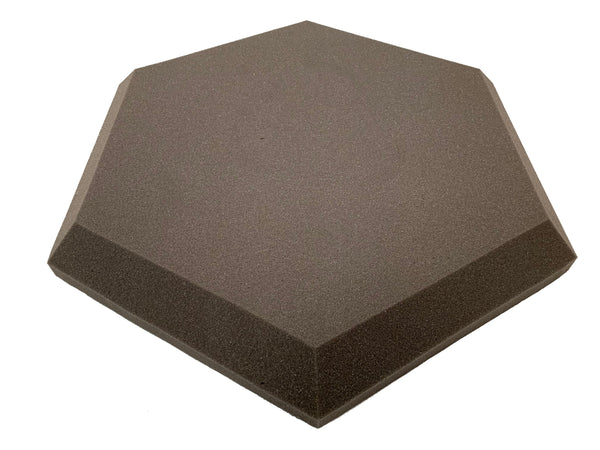 Hexatile3 Acoustic Studio Foam Tile Pack - Advanced Acoustics