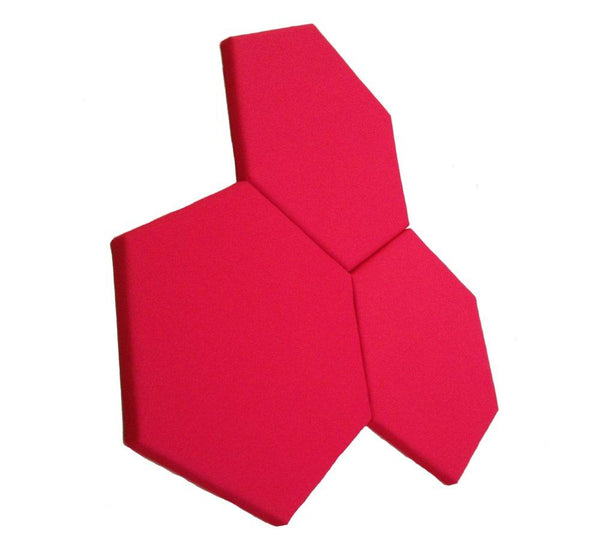 HexaPanel Wall Mounted Acoustic Panel - Advanced Acoustics