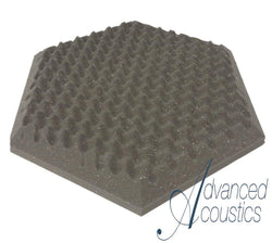 Hexatile3 Infill Pack Studio Acoustic Foam Treatment Tile