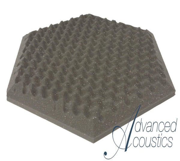 Hexatile3 Infill Pack Studio Acoustic Foam Treatment Tile - Advanced Acoustics