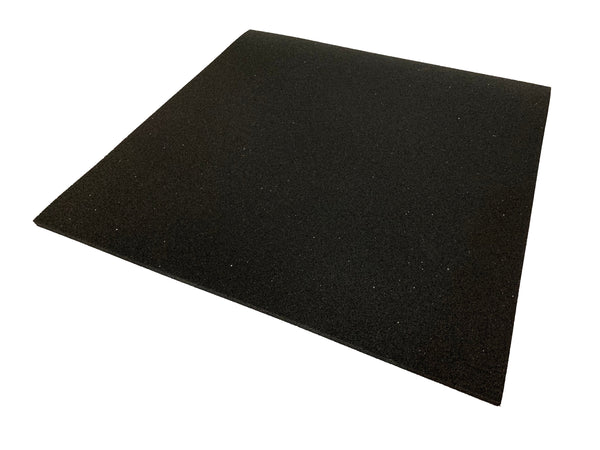 M20 Acoustic Soundproofing Mat - Size - 1m by 1m sheets, 20mm thick - 50 Sheet Pallet - Advanced Acoustics