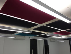 "2"" SoundControl Ceiling Suspended Acoustic Panel 2ft by 4ft"