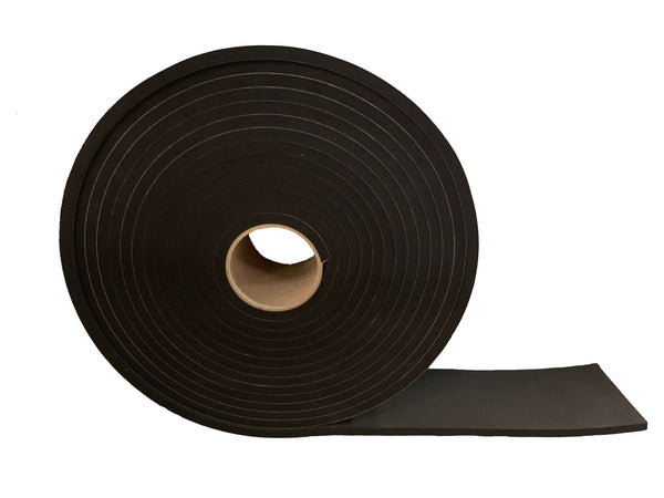 Resilient Sealing Tape - 10mm thick x 100mm wide  x 10m long