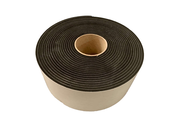 Resilient Sealing Tape - 5mm thick x 100mm wide x 10m long
