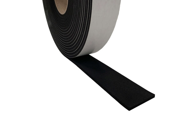 Resilient Sealing Tape - 5mm thick x 50mm wide x 10m long